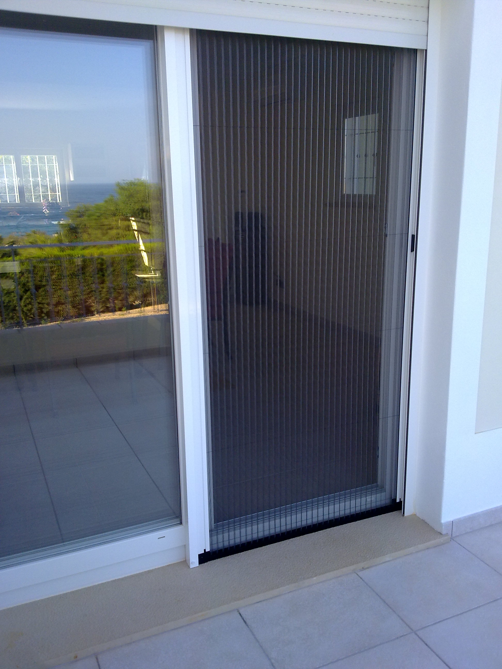 Flyscreens for 2m french doors